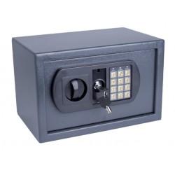 Kluis Pavo 310x220x200mm elektronisch donkergrijs