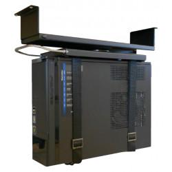 CPU houder Newstar D050 zwart