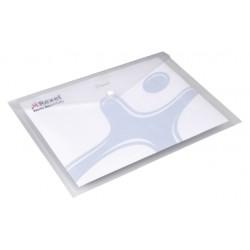 Enveloptas Rexel ice A4 transparant