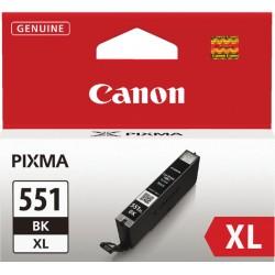 Inktcartridge Canon CLI-551XL zwart HC