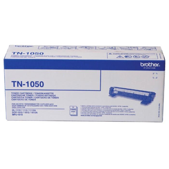 Tonercartridge Brother TN-1050 zwart