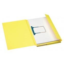 Combimap  Secolor A4 1 klep 270gr geel