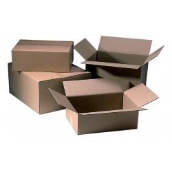 Verzenddoos CleverPack bulk 150x200x100mm bruin 25stuks