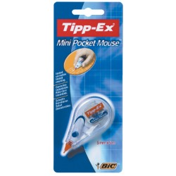 Correctieroller Tipp-ex Pocket Mini Mouse 5mm blister