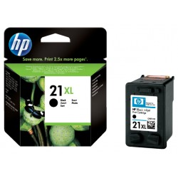 Inkcartridge HP C9351CE 21XL zwart HC