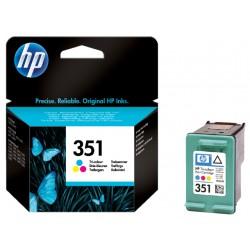 Inkcartridge HP CB337EE 351 3-kleur