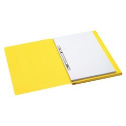 Dossiermap Jalema Secolor folio duplexmap 225gr geel