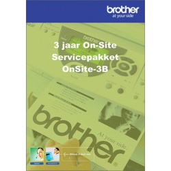 Garantie Brother on site 3B