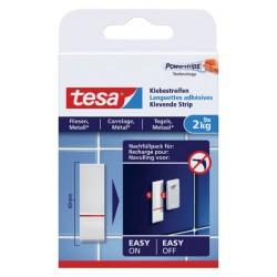 Dubbelzijdige powerstrip Tesa tegels en metaal 2kg