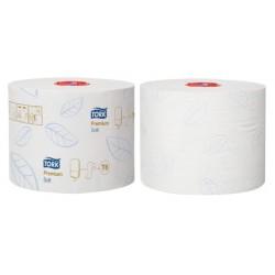 Toiletpapier Tork T6 127520 Premium 2laags 90m 27rollen