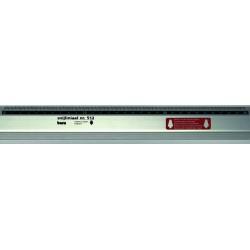Liniaal Bura 512 300mm aluminium
