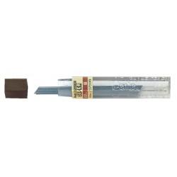 Potloodstift Pentel 0.3mm zwart per koker B