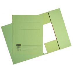 Dossiermap Quantore A4 320gr groen