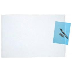 Onderlegger Rillstab 40x60cm mat transparant